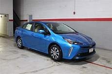 2019 toyota prius in hybrid new 2019 toyota prius hybrid xle awd hatchback in