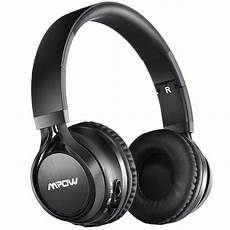 Gvanca Bluetooth Earphone Wireless Earbuds Stereo by Mpow Thor Bluetooth 4 1 Headphones Foldable Wireless