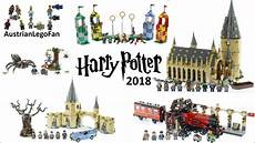 lego harry potter 2018 compilation of all sets