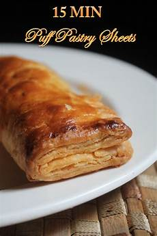 15 mins puff pastry sheets recipe without butter yummy tummy