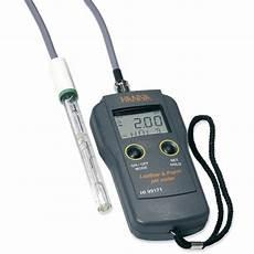 Compact Ph Temperature Meter Atlantis