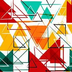 Modern Abstract Geometric Shapes seamless universal geometric modern pattern grunge