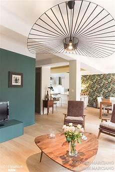 papier peint tendance salon d 233 co salon c est un magnifique int 233 rieur lumineux frais