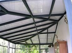 panneau sandwich toiture veranda toit en thermotop