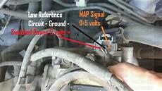 honda civic map sensor wiring dtc p0108 how to service your honda civic map sensor