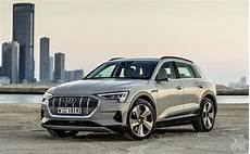 audi confirms e tron electric suv will be sold in china in 2019