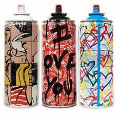 mr brainwash new spray cans new art editions
