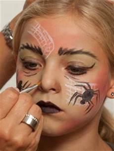 Spinnenfrau Schminkanleitung Kost 252 M Perfekt