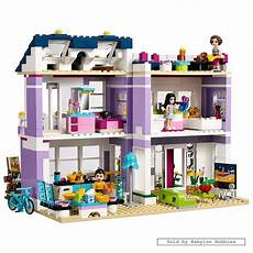 Malvorlagen Lego Friends House Lego Friends S House By Lego 41095 Ebay