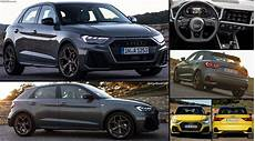 Audi A1 Sportback 2019 Pictures Information Specs