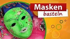 Maske Selber Machen - masken basteln faschingsmaske selber gestalten diy