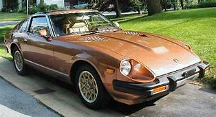 Datsun 280 ZX Ours Was Black With Gold Trim A Really Fun