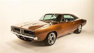 1969 Dodge Charger Customized With 707HP Hellcat Engine