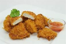 Chicken Nuggets Selber Machen - knusprige chicken nuggets selber machen rezept mit bild