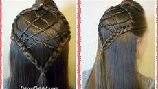 easter hairstyles braided dream catcher hair tutorial