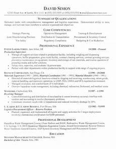 manufacturing resume exle manufacturing resume writing