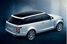 range rover sport 2019 2019 range rover sv coupe is all sport and not much