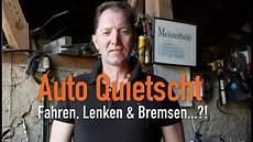 Auto Quietscht Fahren Lenken Bremsen Erkl 228 Rt Vom