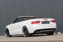 Audi S5 Convertible Tuned By Senner  Autoevolution