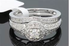 wholesale diamonds 10k white gold 48 ct real
