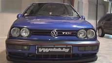 Volkswagen Golf Iii 1 9 Tdi Afn 1997 Exterior And