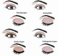 Augen Make Up Schlupflider - schlupflid richtig schminken tipps schlupflider