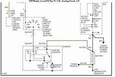 95 honda accord engine wiring diagram 1995 honda accord engine wont turn with key