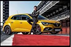 Nouvelle Renault Megane 4 Rs Trophy En D 233