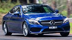 2016 Mercedes C Class Coupe Review Drive