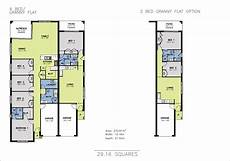 house plans with granny flats attached allworth homes mondello duet