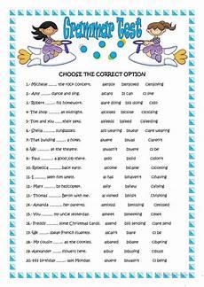 punctuation assessment worksheets 20707 grammar test worksheet free esl printable worksheets made by teachers