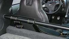 c6 corvette 2005 2013 sharkbar seat belt harness bar