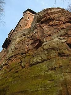Wegeundpunkte Burg Berwartstein