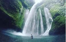 Beberapa Air Terjun Yang Ada Di Kaki Gunung Rinjani Ali
