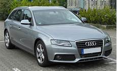 File Audi A4 Avant 2 0 Tdi B8 Front 20100515 Jpg