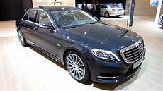 mercedes s500 2014 mercedes s500 edition 1 exterior and interior