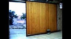 porte extérieure coulissante porte suspendu bois coulissant