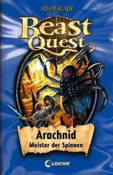 Malvorlagen Beast Quest Xi Arachnid Meister Der Spinnen Beast Quest Bd 11 Adam