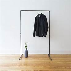 garderobe aus rohren offener kleiderschrank 183 open wardrobe 183 kleiderstange