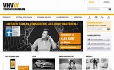 Vhv Versicherungen Website Relaunch Spheos