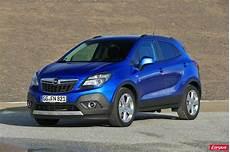 Premier Essai Du Petit Suv Opel Photo 30 L Argus