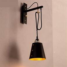 wall mounted industrial bar lighting wall l creative single coffee store aisle stairs wall