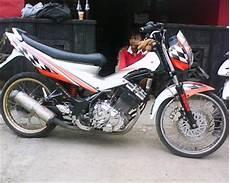 Lu Variasi Motor by Cukup Keren Modifikasi Satria Fu Oto Trendz