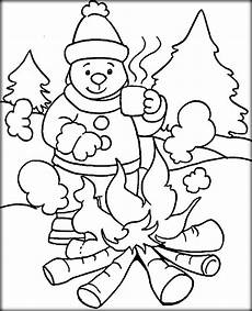 winter coloring worksheets 19970 winter coloring pages kindergarten at getcolorings free printable colorings pages to print