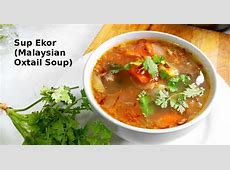 malaysian style oxtail soup_image