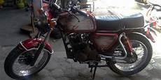 Scorpio Modif Cb by Scorpio Kekar Dan Klasik Ala Cb Bengkel Modifikasi Motor