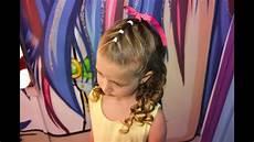 coiffure enfant fille tuto coiffure enfant c 233 r 233 monie facile