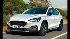2019 Ford Focus Active Interior Exterior And Drive