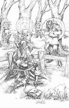 robyn hood vol 1 2 zenescope entertainment wiki