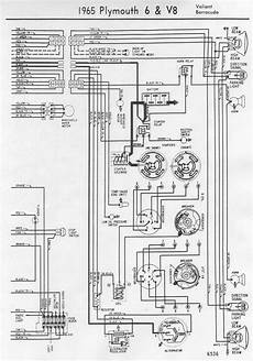 Free Auto Wiring Diagram 1965 Plymouth Valiant Or